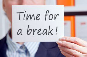 TAKING A BREAK: CAN YOU AFFORD TO TAKE A FULL DAY (OR MORE) OFF DURING YOUR BAR EXAM STUDIES?